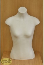 Female Plastic Torso Cream