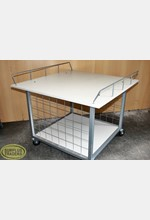 Trolley Table on Castors