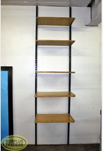 Wall System Posts & Shelves