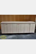 Credenza Wall Unit Maple